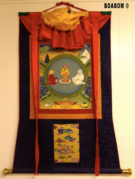 Boston School of Boabom Thangka