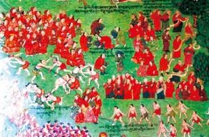 tibetan-wresling